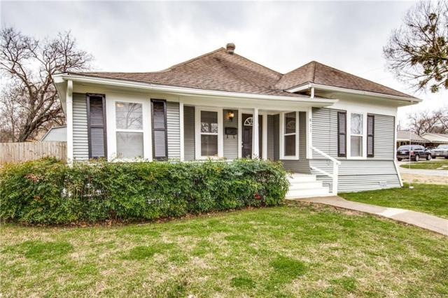 811 W White Avenue, Mckinney, TX 75069 (MLS #14036958) :: Kimberly Davis & Associates