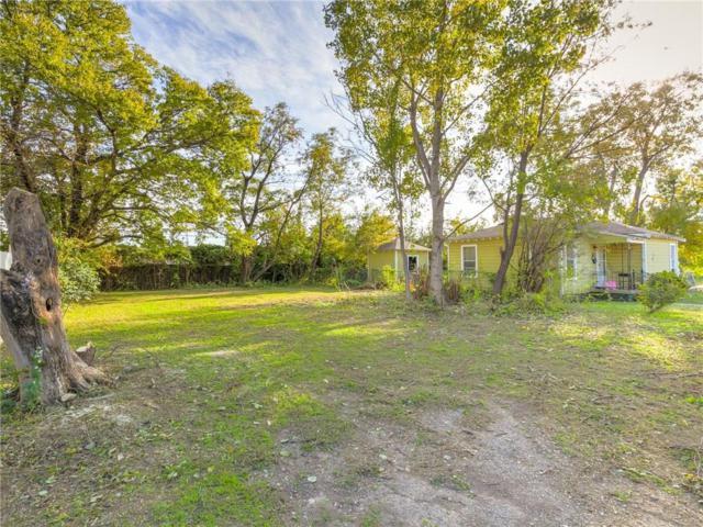 1719 Glenmore Avenue, Fort Worth, TX 76102 (MLS #14037051) :: Keller Williams Realty
