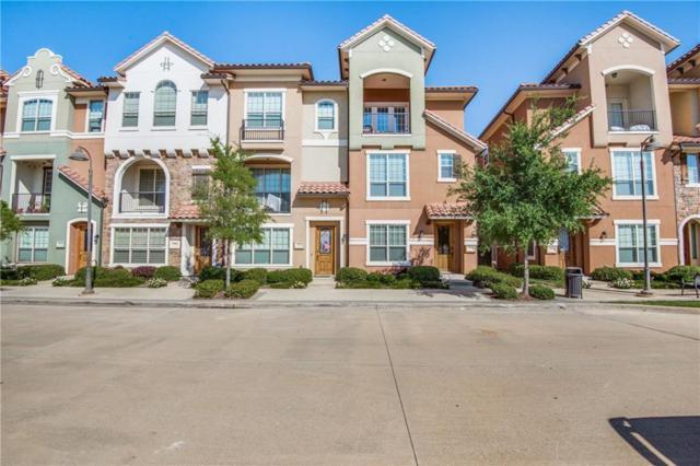 610 Arbol #6, Irving, TX 75039 (MLS #14037133) :: The Heyl Group at Keller Williams