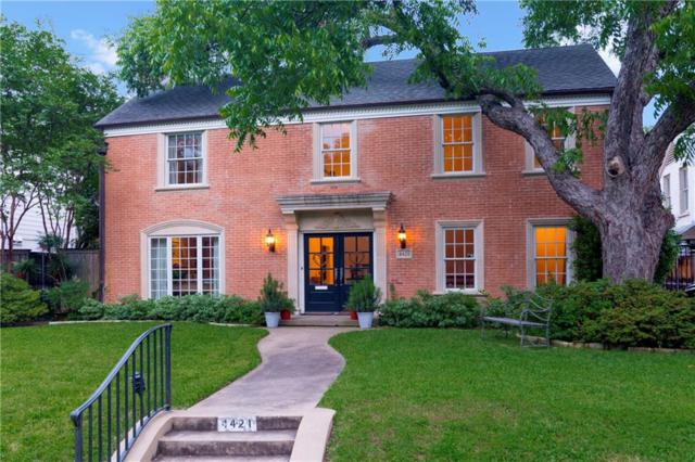 4421 Belclaire Avenue, Highland Park, TX 75205 (MLS #14037144) :: Robbins Real Estate Group