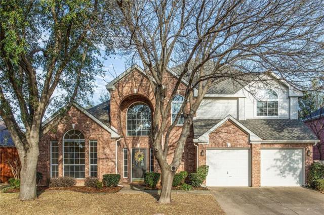 2729 Skinner Drive, Flower Mound, TX 75028 (MLS #14037159) :: Real Estate By Design