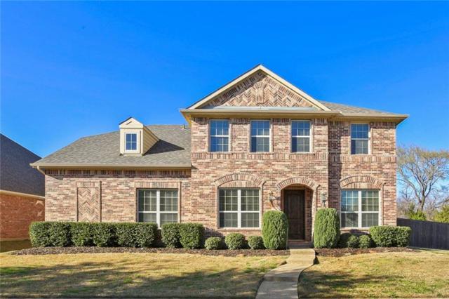 15962 Willowbrook Lane, Frisco, TX 75035 (MLS #14037224) :: Kimberly Davis & Associates