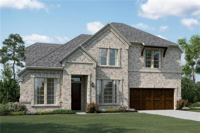 11324 Bull Head Lane, Flower Mound, TX 76262 (MLS #14037231) :: Real Estate By Design