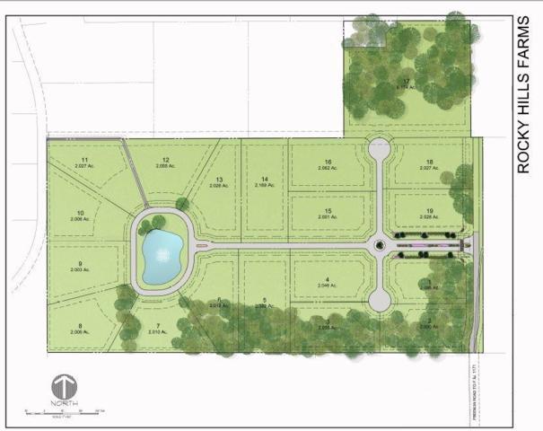 TBD Crocket-Lot 11, Flower Mound, TX 75022 (MLS #14037243) :: Real Estate By Design