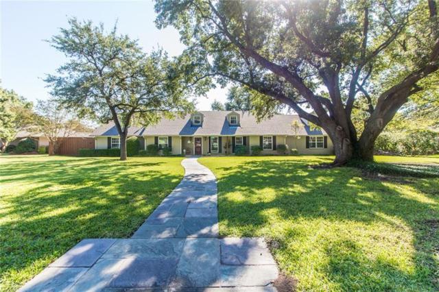 6936 Teakwood, Dallas, TX 75240 (MLS #14037261) :: The Heyl Group at Keller Williams