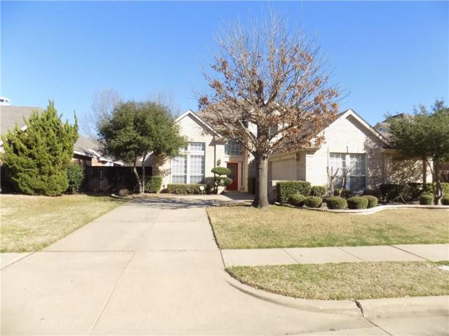 916 Kilgore Court, Allen, TX 75013 (MLS #14037301) :: Kimberly Davis & Associates