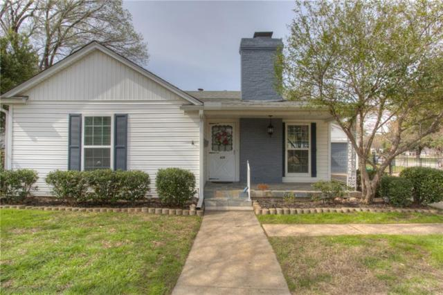 629 N Bailey Avenue, Fort Worth, TX 76107 (MLS #14037319) :: The Mitchell Group