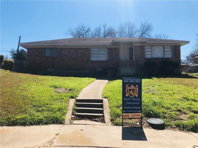 1212 Whispering Circle, Dallas, TX 75241 (MLS #14037324) :: RE/MAX Pinnacle Group REALTORS
