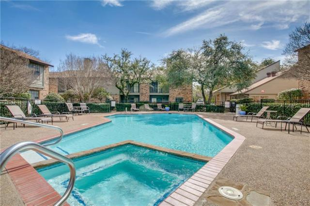 5335 Bent Tree Forest Drive #286, Dallas, TX 75248 (MLS #14037372) :: The Mitchell Group