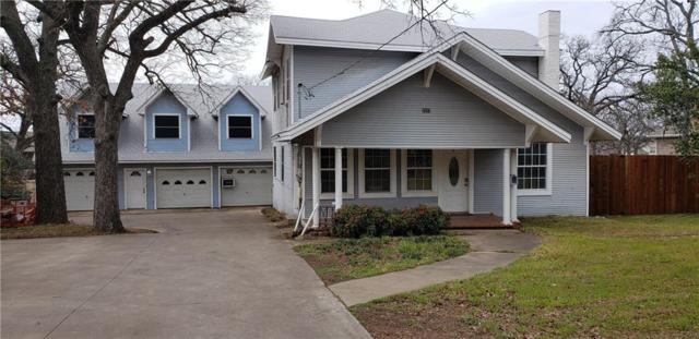 2223 N Locust Street, Denton, TX 76209 (MLS #14037392) :: RE/MAX Town & Country