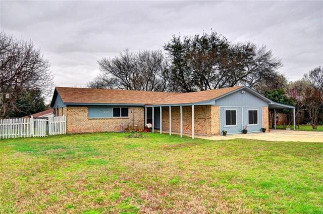1616 Edge Hill Road, Benbrook, TX 76126 (MLS #14037412) :: Potts Realty Group