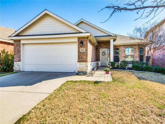 1620 Nighthawk Drive, Little Elm, TX 75068 (MLS #14037480) :: The Good Home Team