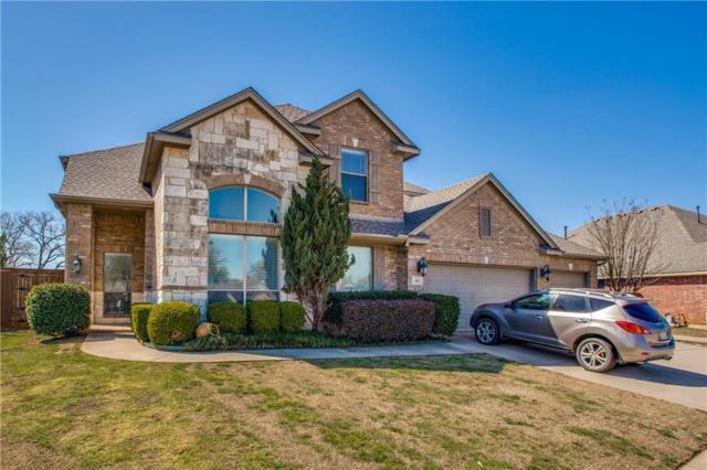 313 Eagle Mountain Drive, Hickory Creek, TX 75065 (MLS #14037492) :: Baldree Home Team