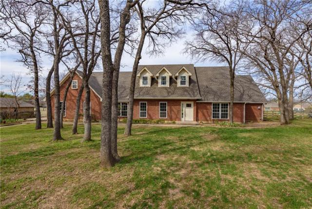 255 Double Oaks Drive, Double Oak, TX 75077 (MLS #14037550) :: Baldree Home Team