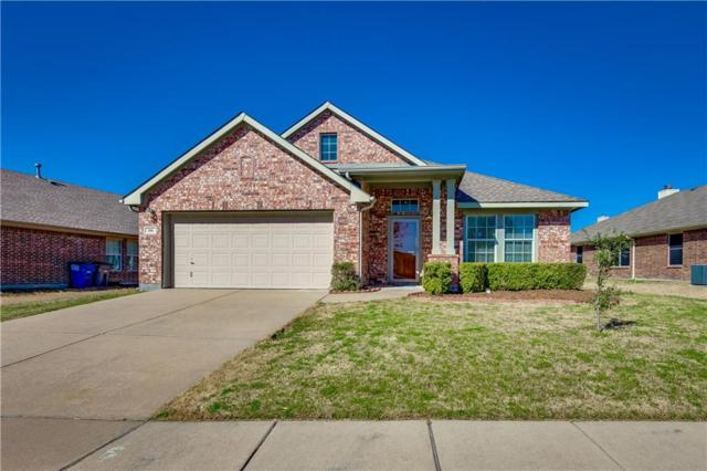 306 Highland Glen Drive, Wylie, TX 75098 (MLS #14037551) :: The Hornburg Real Estate Group