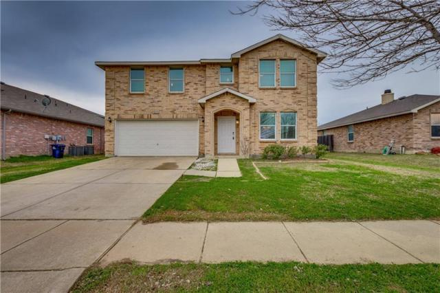 3215 Friesian Court, Denton, TX 76210 (MLS #14037553) :: Real Estate By Design