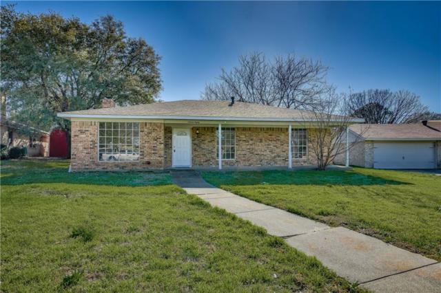 1680 San Antone Lane, Lewisville, TX 75077 (MLS #14037556) :: Team Tiller