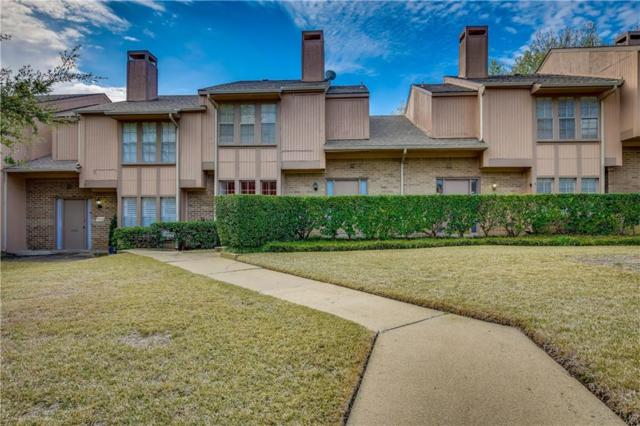 7514 Riverbrook Drive #35, Dallas, TX 75230 (MLS #14037561) :: Team Hodnett