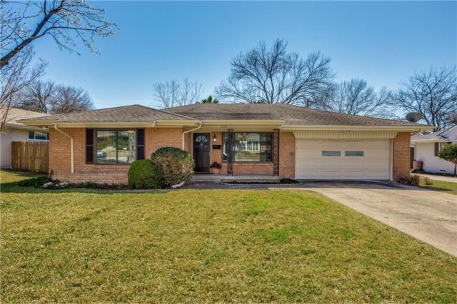 3558 Vinecrest Drive, Dallas, TX 75229 (MLS #14037562) :: The Good Home Team
