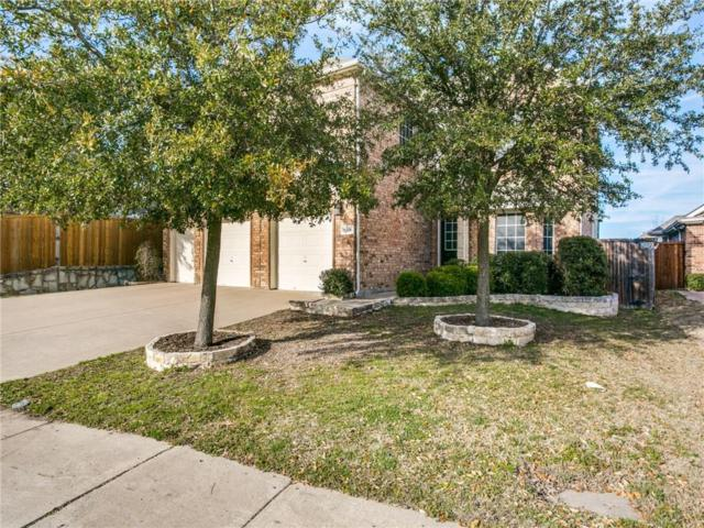 8518 Russell Drive, Rowlett, TX 75089 (MLS #14037593) :: RE/MAX Town & Country