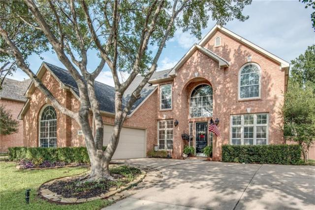 813 Autumn Ridge Drive, Mckinney, TX 75072 (MLS #14037712) :: The Heyl Group at Keller Williams