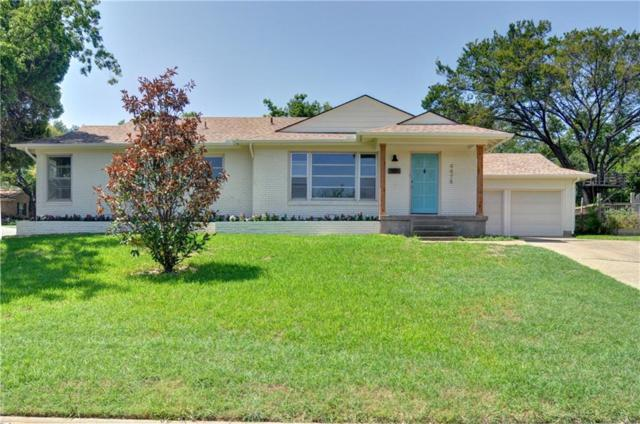 4478 Ridgevale Road, Fort Worth, TX 76116 (MLS #14037736) :: The Tierny Jordan Network