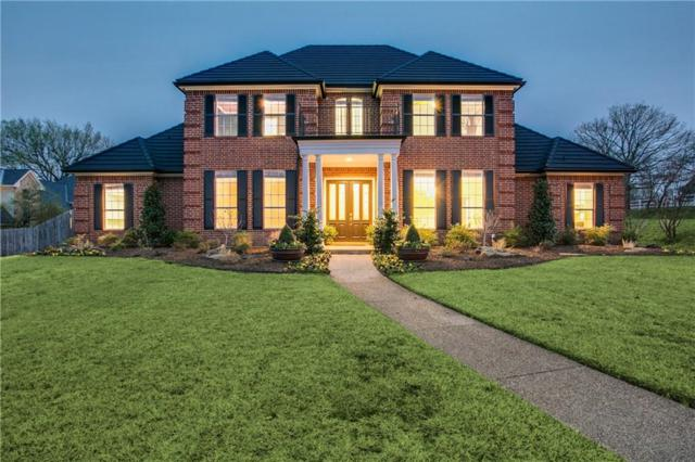 101 Williamsburg Court, Colleyville, TX 76034 (MLS #14037773) :: The Tierny Jordan Network