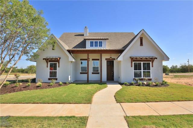 1702 Marathon Road, Abilene, TX 79601 (MLS #14037805) :: Robbins Real Estate Group