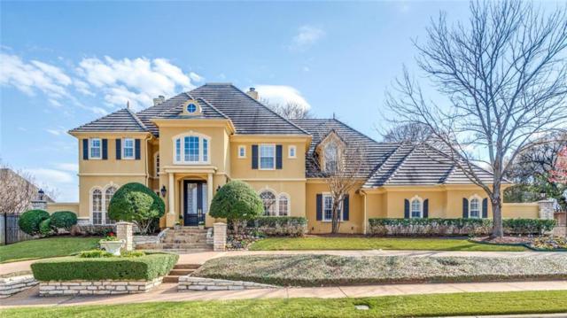 2805 Edgewood Lane, Colleyville, TX 76034 (MLS #14037821) :: Baldree Home Team