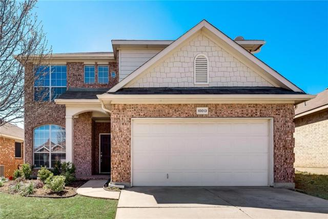 10013 Tulare Lane, Fort Worth, TX 76177 (MLS #14037825) :: The Heyl Group at Keller Williams