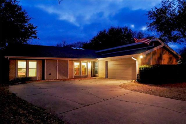 7012 Welch Court, Fort Worth, TX 76133 (MLS #14037918) :: Baldree Home Team