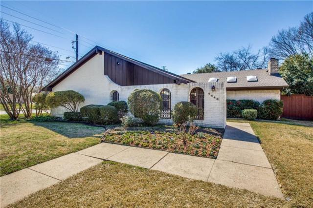7446 Clearhaven Drive, Dallas, TX 75248 (MLS #14037922) :: The Mitchell Group