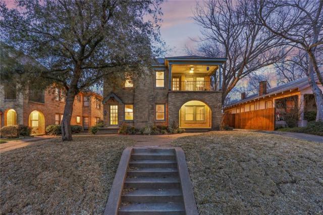 5609 Goodwin Avenue, Dallas, TX 75206 (MLS #14037932) :: HergGroup Dallas-Fort Worth