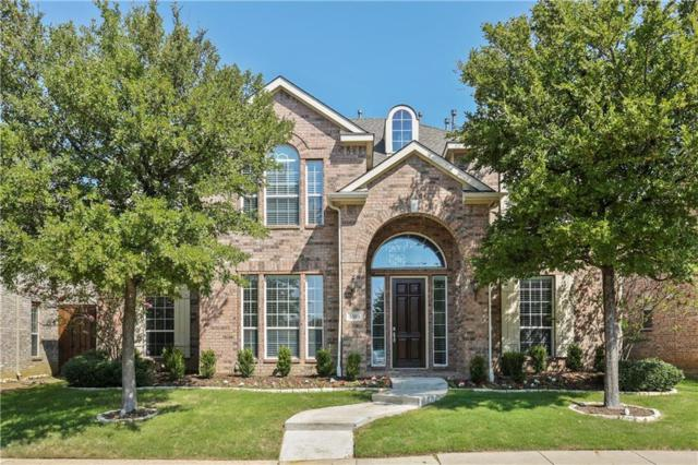 3580 Patriot Drive, Frisco, TX 75034 (MLS #14037941) :: RE/MAX Town & Country