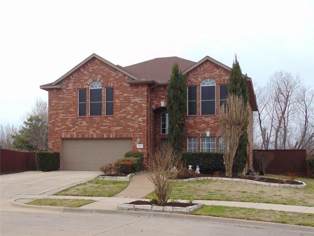 1218 Big Bend Drive, Mckinney, TX 75069 (MLS #14037971) :: Kimberly Davis & Associates