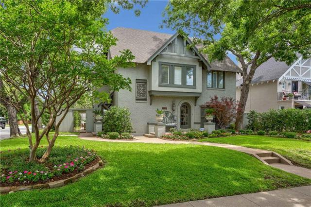 4836 Bryce Avenue, Fort Worth, TX 76107 (MLS #14038031) :: Real Estate By Design