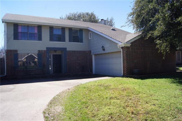 208 Springridge Lane, Euless, TX 76039 (MLS #14038051) :: Century 21 Judge Fite Company