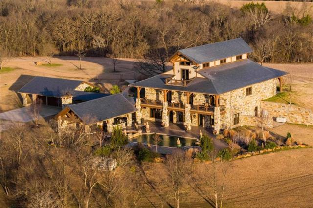 799 Sugar Ridge Road, Ennis, TX 75119 (MLS #14038061) :: RE/MAX Town & Country