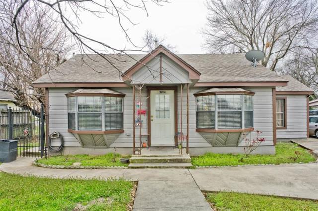 8319 Hanon Drive, White Settlement, TX 76108 (MLS #14038111) :: Robbins Real Estate Group