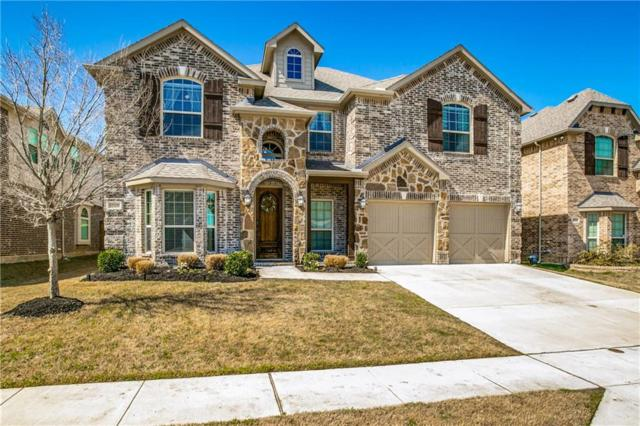 12709 Forest Glen Lane, Fort Worth, TX 76244 (MLS #14038129) :: The Daniel Team