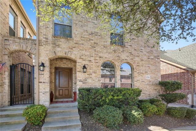 5765 Pisa Lane, Frisco, TX 75034 (MLS #14038147) :: RE/MAX Landmark