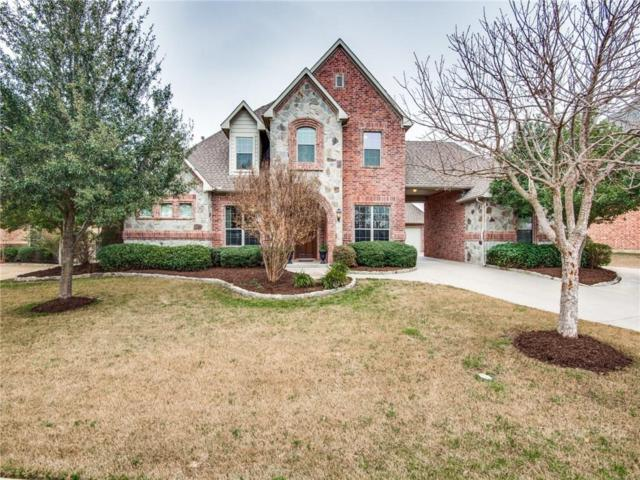 3333 Clubview Drive, Denton, TX 76226 (MLS #14038162) :: The Real Estate Station