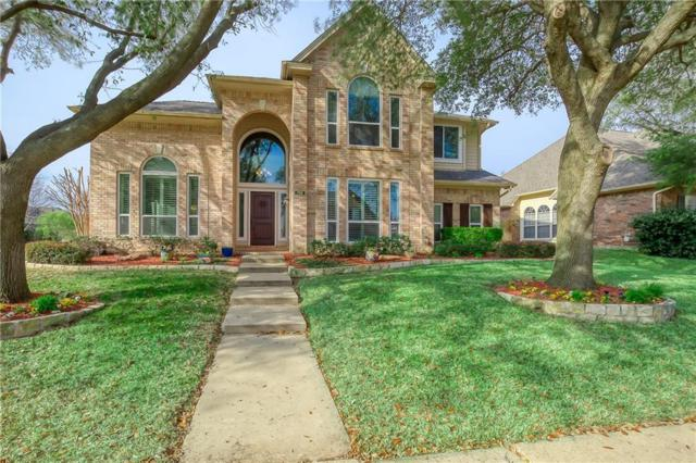 732 Cliffmoor Drive, Keller, TX 76248 (MLS #14038166) :: RE/MAX Town & Country