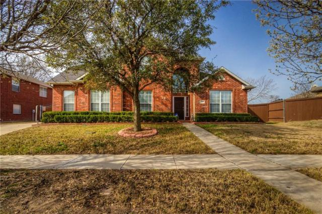 8467 Trace Ridge Parkway, Fort Worth, TX 76137 (MLS #14038198) :: Robbins Real Estate Group