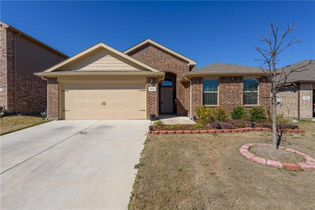616 River Rock Drive, Azle, TX 76020 (MLS #14038210) :: RE/MAX Landmark