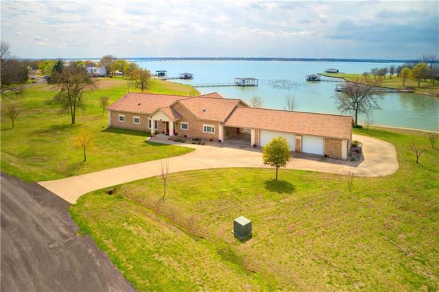 802 Shoreline Road, Kerens, TX 75144 (MLS #14038213) :: Frankie Arthur Real Estate
