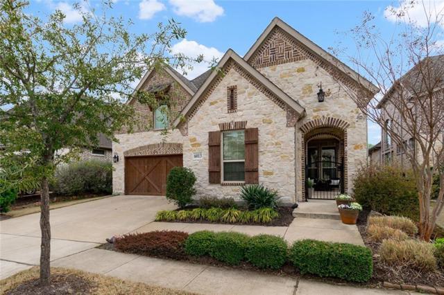 6013 Heron Bay Lane, Mckinney, TX 75070 (MLS #14038222) :: Kimberly Davis & Associates