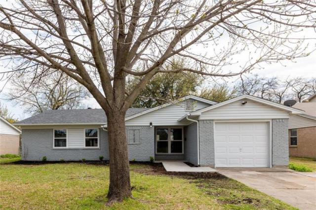 1229 Ridgeway Drive, Richardson, TX 75080 (MLS #14038241) :: The Good Home Team