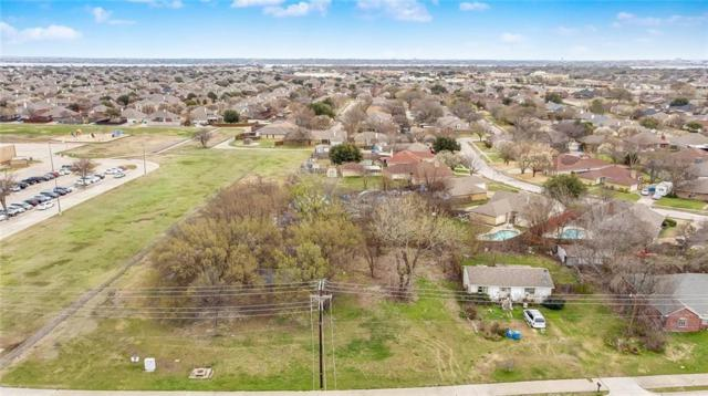6218 Chiesa Road, Rowlett, TX 75089 (MLS #14038259) :: The Daniel Team
