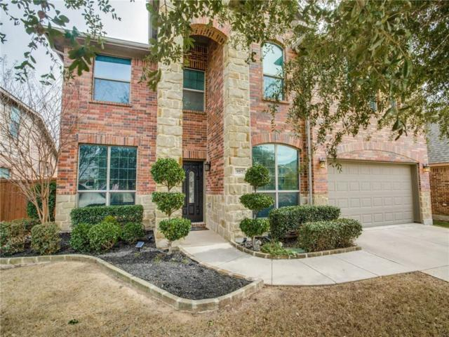957 Tara Drive, Burleson, TX 76028 (MLS #14038297) :: The Chad Smith Team